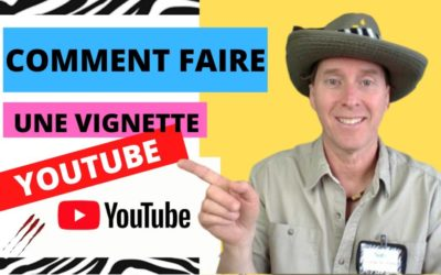 Miniature YouTube: Tutoriel pour débutants