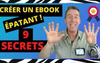 Créer un ebook – 9 améliorateurs de contenu
